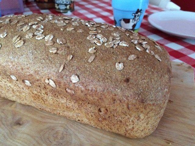 Recept voor speltbrood zonder broodbakmachine   eethetbeter.nl