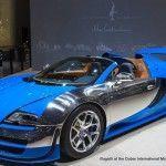 Bugatti Veyron Grand Sport Vitesse: Meo Costantini White and bronze and purple