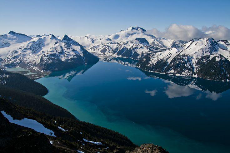 Garibaldi Lake by Stephen Byrne on 500px
