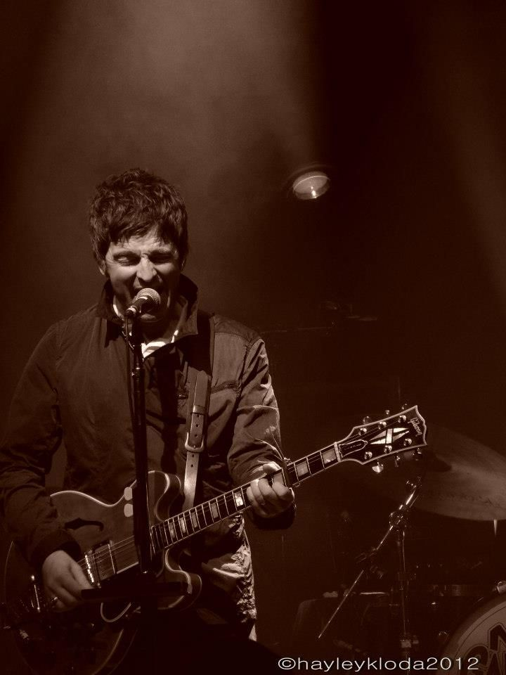 Noel Gallagher - USA tour 2012