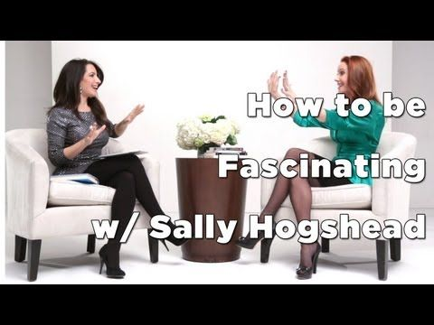 Fascinate, a book written by Sally Hogshead, is the topic of today's MarieTV where we'll dig into the topic of fascination and how it's a state of intense emotional focus where people are just thinking about you and your message.
