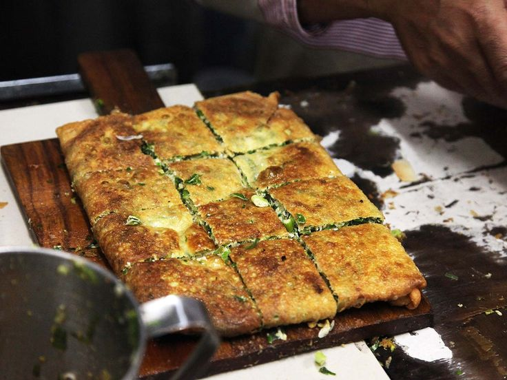 Sweet or Savory, Martabak is the King of Indonesian Street Food