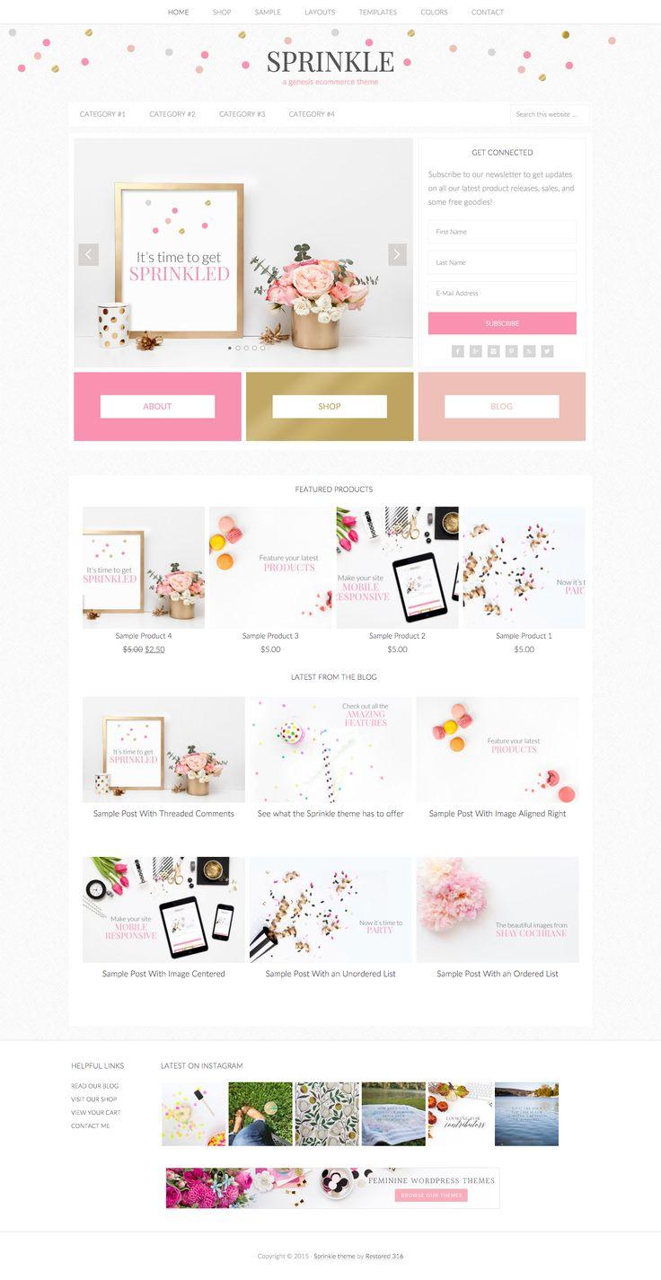 Sprinkle by Pink & Press