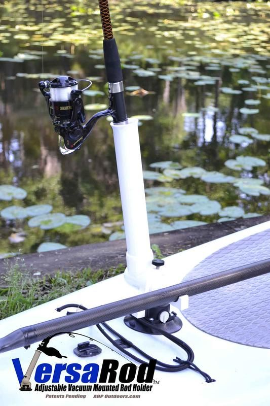 For Sale Sup Vacuum Mounted Fishing Rod Holder With