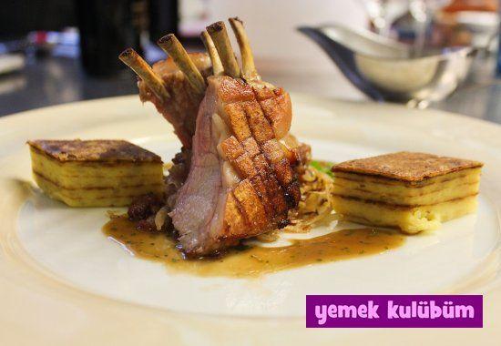 TARİF : Fesleğen Kremalı Kuzu Pirzola    #yemekkulubum #yemek #yemektarifleri #etyemekleri #ettarifleri #nefis #leziz #lezzet #ızgara #kuzueti