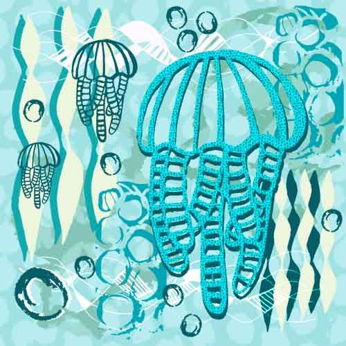 #makeitindesign #advanced #jellyfish
