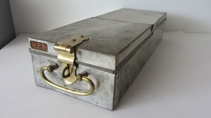 Lips Vago - Decorative Dutch Bank Safe-Deposit Box