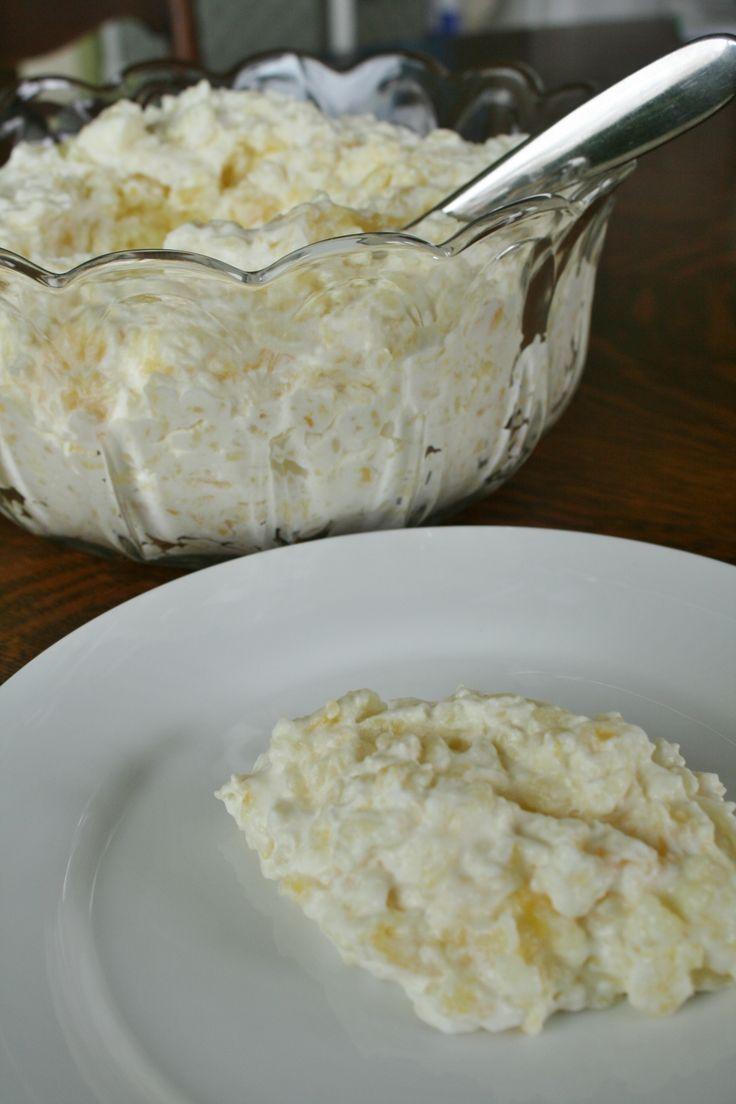Glorified Rice Jell-O