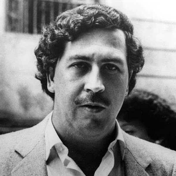 At the height of his reign Pablo Escobar was making around $420 million each week.