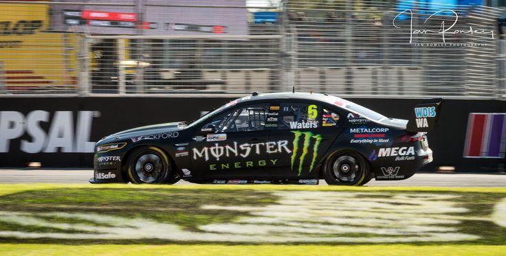 Cam Waters, Monster Energy Racing, Clipsal 500 2017