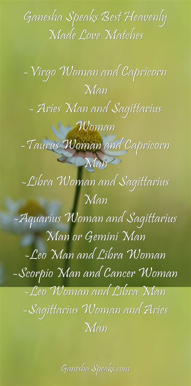 Aries Man and Leo Woman Love Match