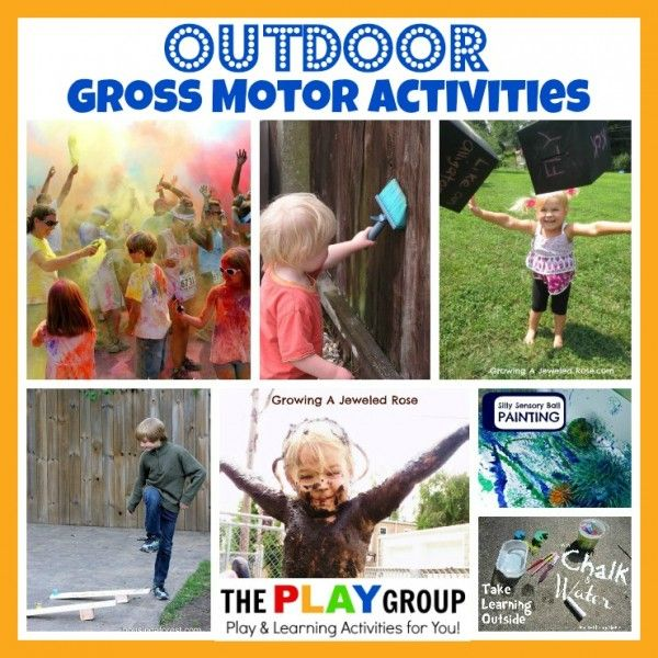 121 best fine and gross motor activities birth age 5 for Fine and gross motor skills activities