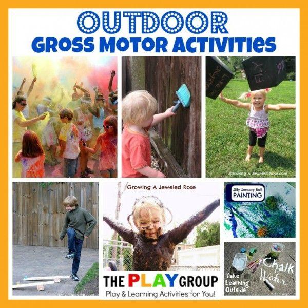 244 Best Fine Gross Motor Sensory Activities Images On