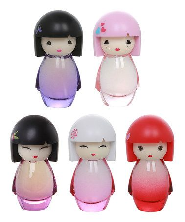 Too cute. Kimmi Fragrance Mini Set by Gifts to Give: Kids' Picks on @zulily today!