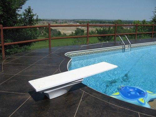 Roll On Pool Plaster Diy Sider Crete Inc: 67 Best Staining Concrete Images On Pinterest
