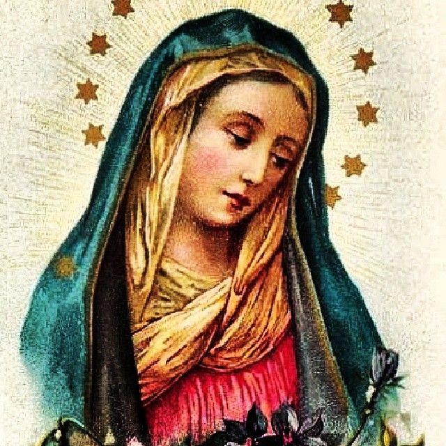 Ave maria prayer english — img 3