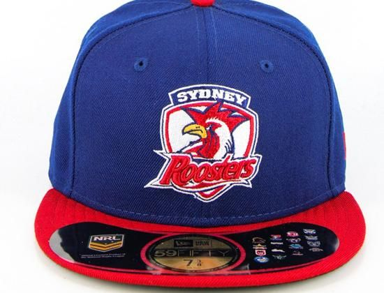NEW ERA x NRL「Syd City Roosters FF 2013」59Fifty Fitted Baseball Cap