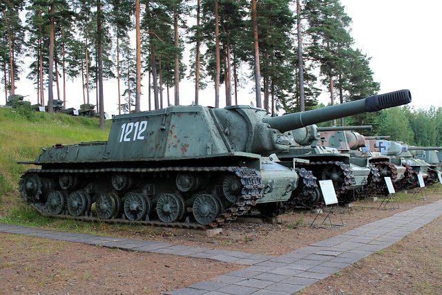 Parolan Panssarimuseon kokoelmat muodostavat varsin edustavan läpileikkauksen panssarivaunujen historiaan. #parola #hattula #finland