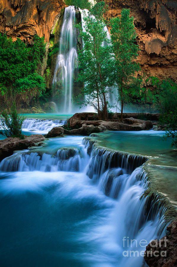 Havasu Paradise, Grand Canyon, Arizona.