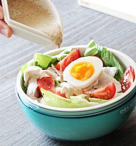 冷やし麺弁当に 冷しゃぶサラダうどん by エブリデイキッチン ...