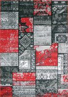 Patchworks Contemporary Abstract Rug 2676-RS2