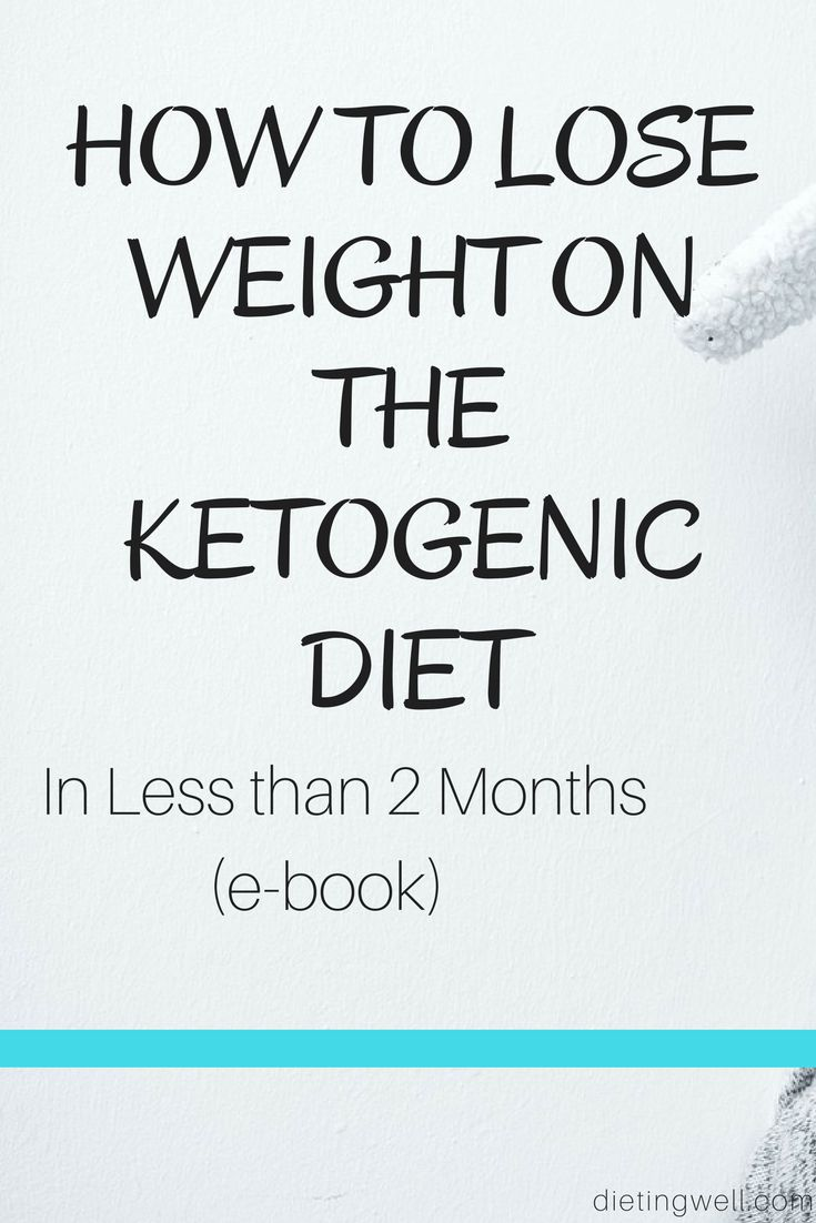 How to Lose Weight on the Ketogenic Diet