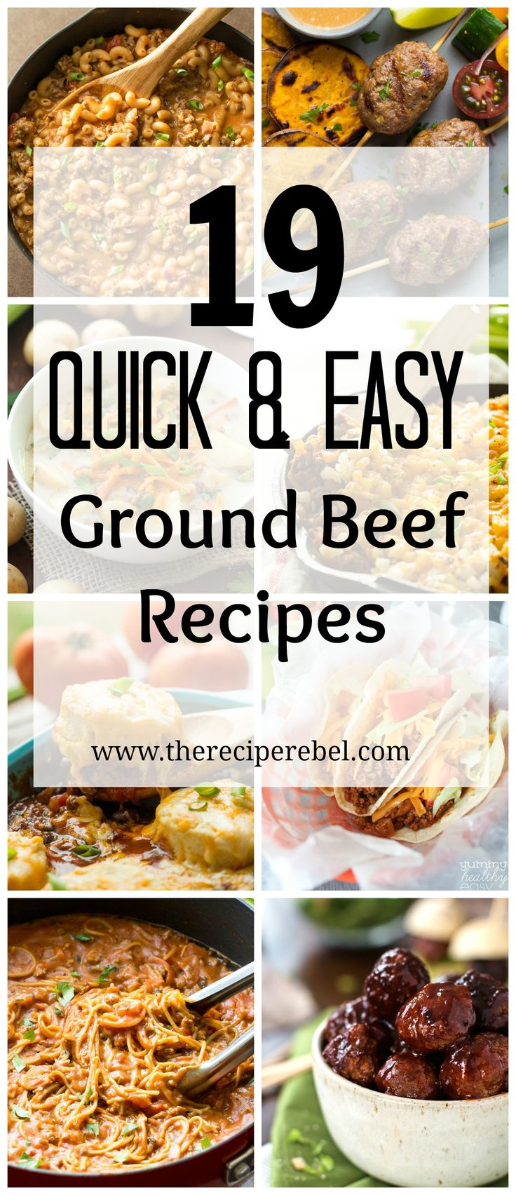 19 quick and easy ground beef recipes meals ground beef