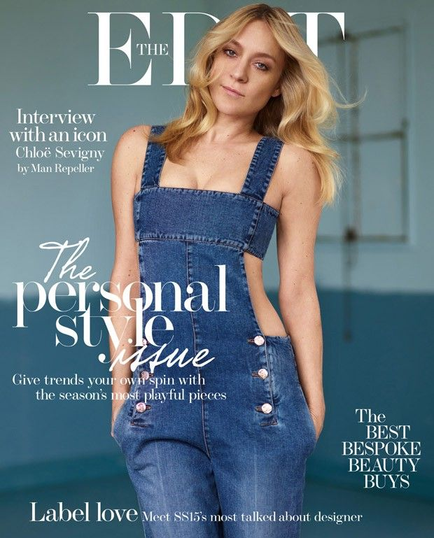 #ChloeSevigny for #TheEdit by #ThomasWhiteside