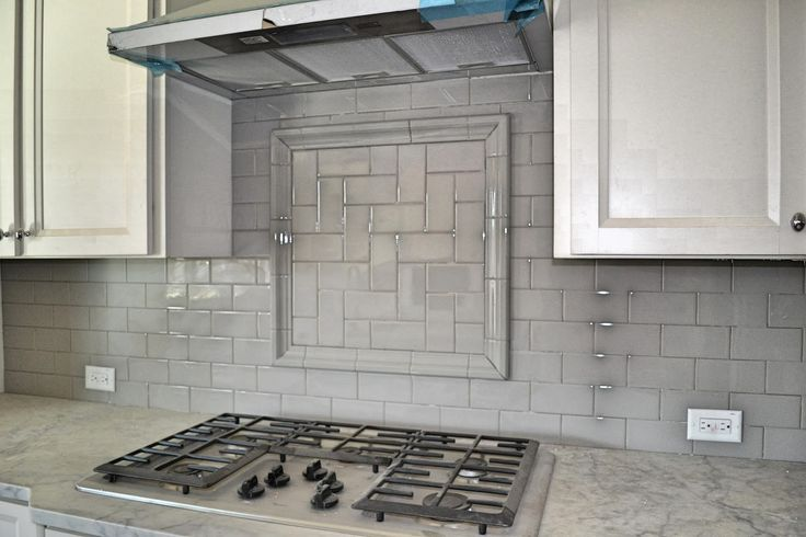 glossy gray subway tile kitchen backsplash kitchen redo Dark Gray Glass Tile Kitchen Gray Glass Subway Tile