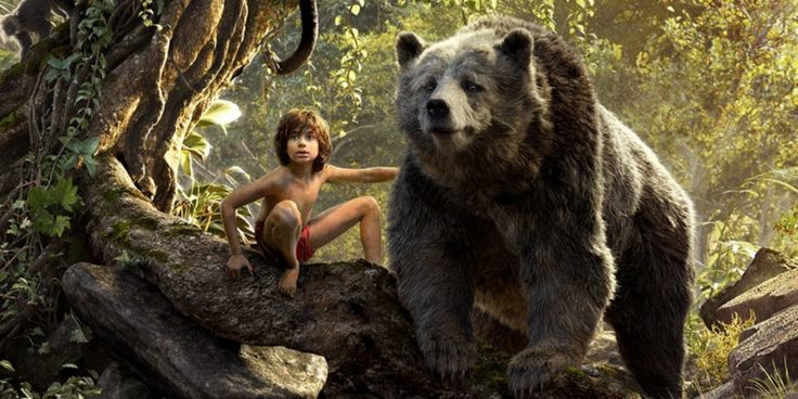 The Jungle Book Probably Disneys Best Live Action Film to Date