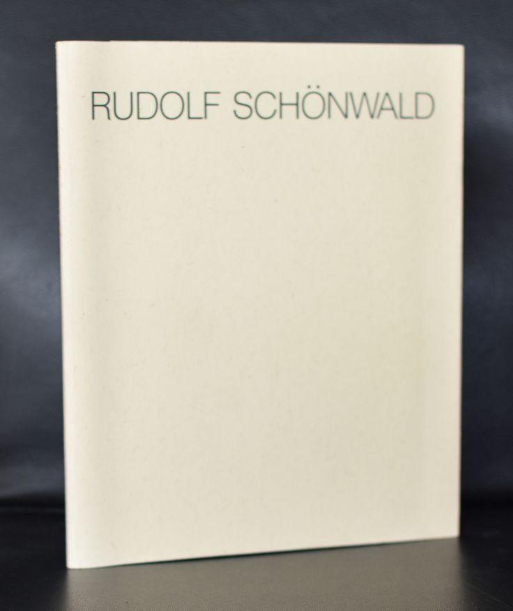 Nijmeegs Museum # RUDOLF SCHONWALD # 1987, nm