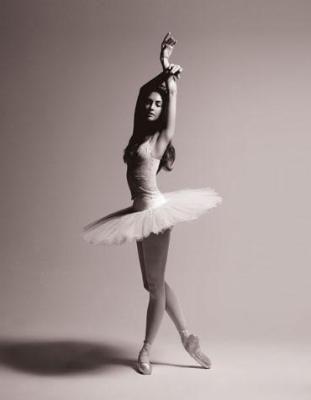 Polina Semionova ballet dancer ballerina