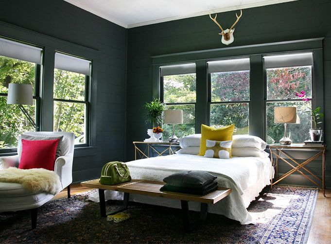 26 best studio green farrow images on pinterest | dark walls
