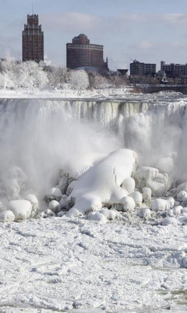 17 Best images about Frozen Niagara Falls on Pinterest ...
