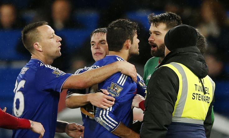 Chelsea 2-2 Westbrom #barclays #premier #league #soccer #result #football #score #match #day
