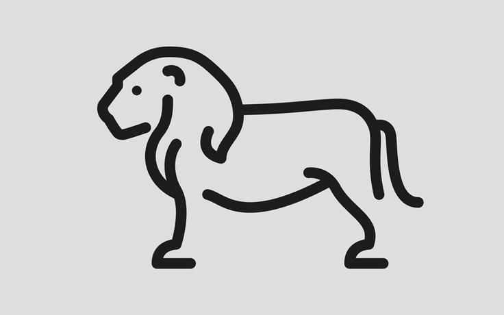 Lion by Jan Filek