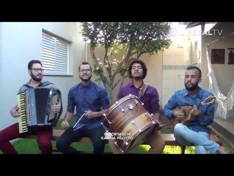 Grupo de forró lança disco de estreia em Campinas hoje - O Liberal