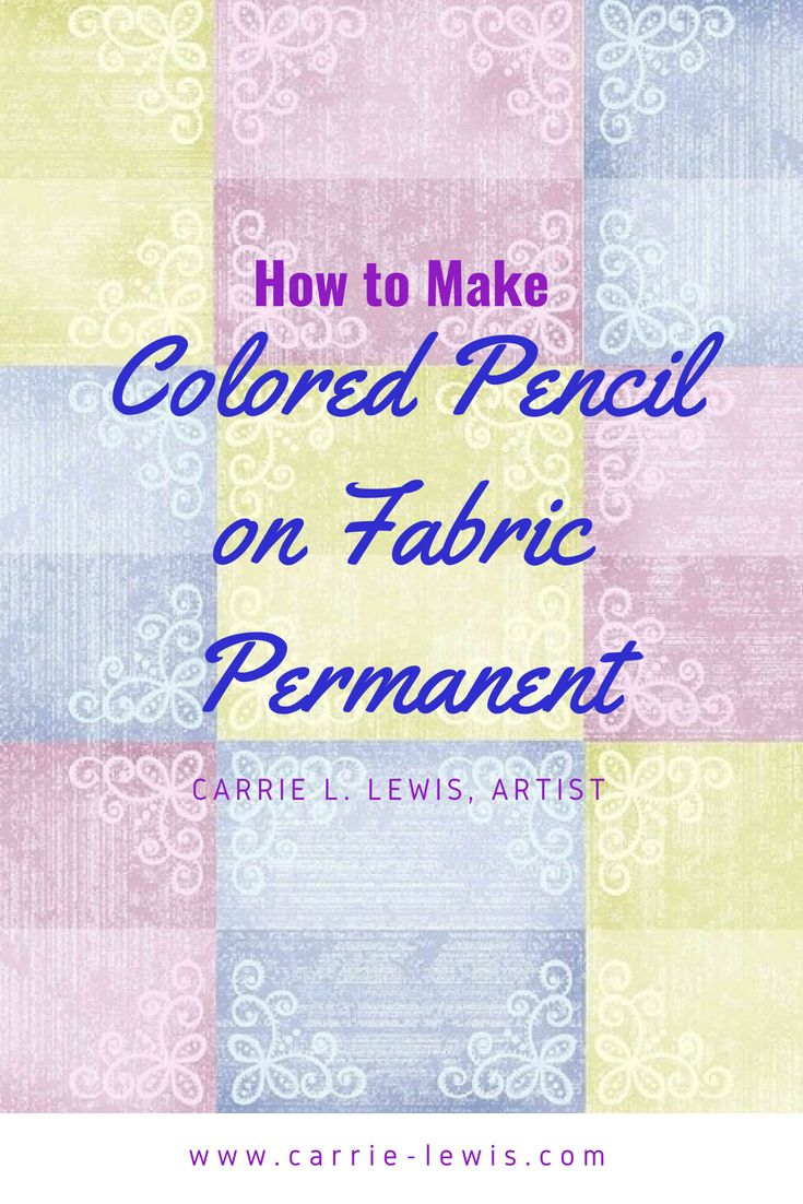 How To Draw Fabric So Your Portraits Look Realistic Colored