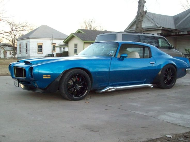 Agree, this fucked in a 1971 firebird would