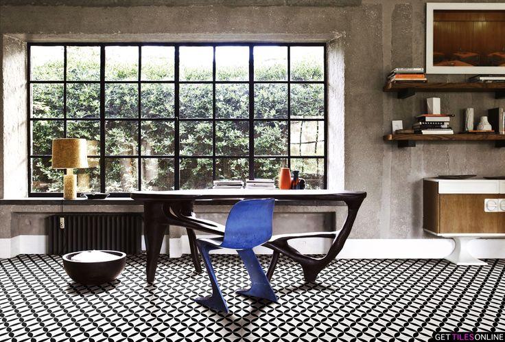 Keith Small Round Matt 200x200 (Code:01433) - Get Tiles Online