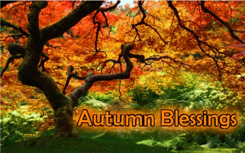 Wallpaper For Fall And Autumn Autumn Blessings Holidays Pinterest Blessings