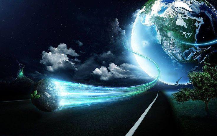 Dnem 9. 9. 2016 se propojí naddimenzionální brány a Země začne žít tou nejsilnější vibrací, která kd...