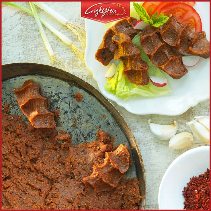 Kusursuz lezzetin tek adresi #çiğköftecihasanaybak!  #çiğköfte #lezzet