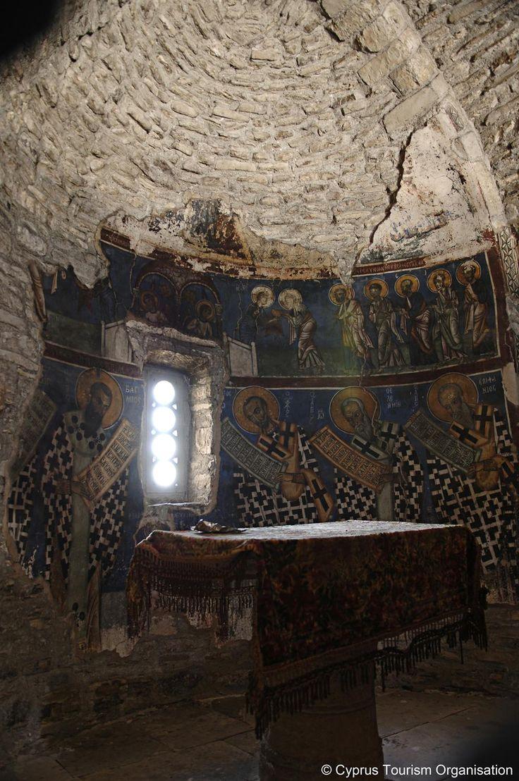 Cyprus Lefkara Village Church of Archangel Michael