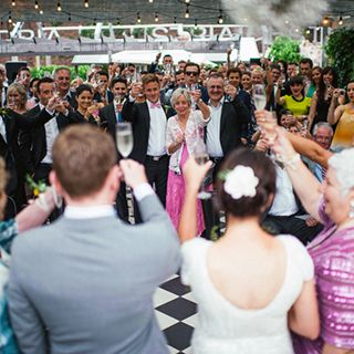 9 Things Every Wedding Guest Should Know: http://www.brides.com/blogs/aisle-say/2014/10/wedding-guest-etiquette-guide.html