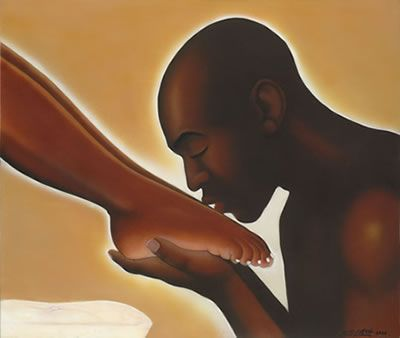 Black African American Love Art | photo courtesy of black love depot