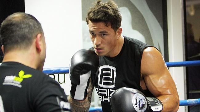 Ridiculous: Sonny bill williams boxing - Google Search