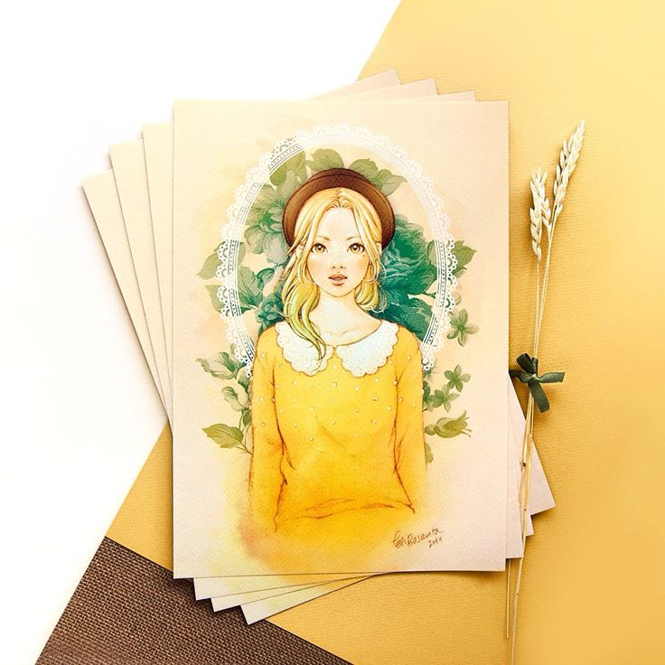 Golden Wattle - New art print 8 x 11 ( 21 x 29 cm ) for sale — Acacia - A la venta nueva lámina A4 ( 21 x 29 cm )