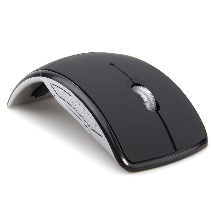 4.68$  Buy here - http://aliwkr.shopchina.info/go.php?t=32493363585 - Wireless Mouse 2.4 Ghz Computer Mouse Foldable Folding Optical Mice USB Receiver for Laptop PC Computer Desktop  #buymethat