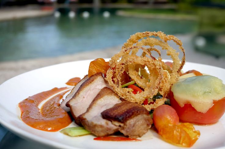 Here's just one more reason to come to #TheTAOBali : our sumptuous Grilled Duck! Tempted? Book your room now from our link in bio.  www.benoaresort.com  #thetanjungbenoa #thetanjungbenoabeachresortbali #TheTAOBali #bali